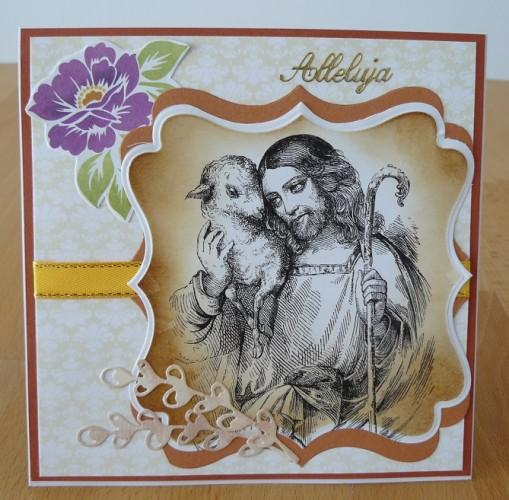 Wielkanoc na kartkach